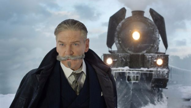 "Movie poster image for ""MURDER ON THE ORIENT EXPRESS"""