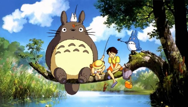 "Movie poster image for ""MY NEIGHBOR TOTORO - Studio Ghibli Festival"""