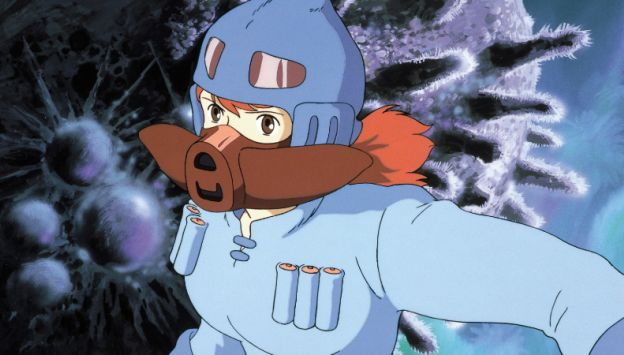 Movie poster image for NAUSICAA OF THE VALLEY OF THE WIND - Studio Ghibli Festival