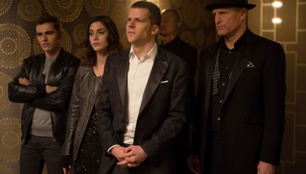 "Movie poster image for ""NOW YOU SEE ME 2"""