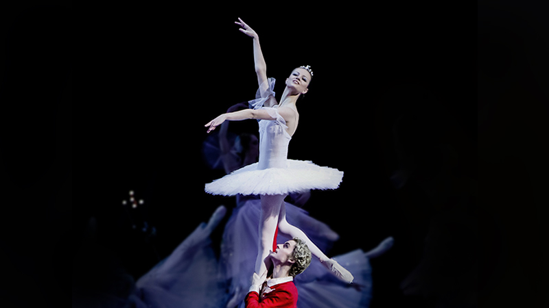 "Movie poster image for ""BOLSHOI BALLET: THE NUTCRACKER"""