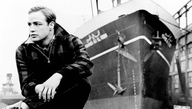 "Movie poster image for ""ON THE WATERFRONT"""