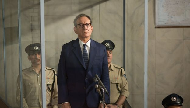 """Movie poster image for """"OPERATION FINALE"""""""