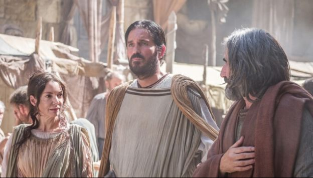 "Movie poster image for ""PAUL, APOSTLE OF CHRIST"""