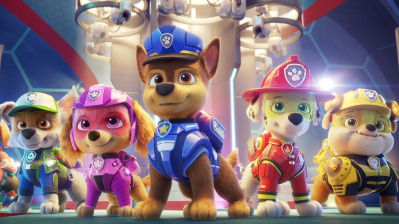 Movie poster image for PAW PATROL: THE MOVIE