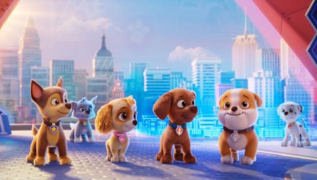 Movie poster image for PAW PATROL: THE MOVIE – LITTLE PUPS EVENT