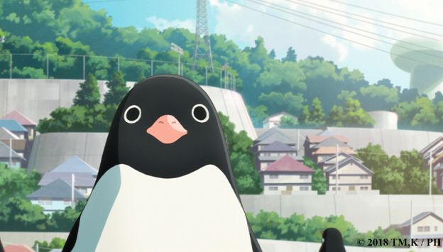 Movie poster image for PENGUIN HIGHWAY