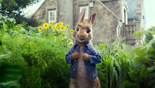 Movie poster image for PETER RABBIT