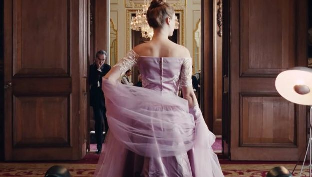 "Movie poster image for ""PHANTOM THREAD"""
