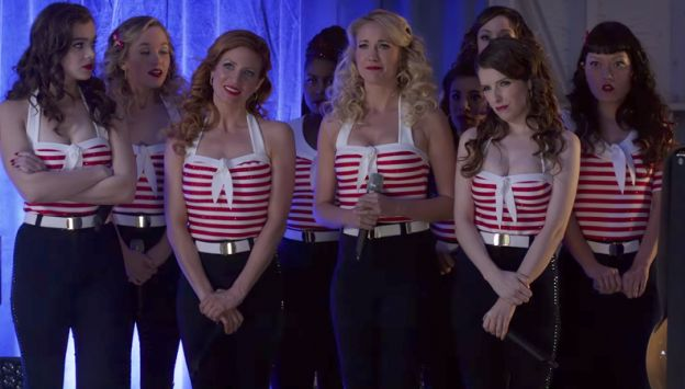 """Movie poster image for """"PITCH PERFECT 3"""""""