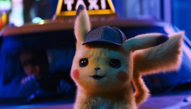 "Movie poster image for ""POKEMON DETECTIVE PIKACHU"""