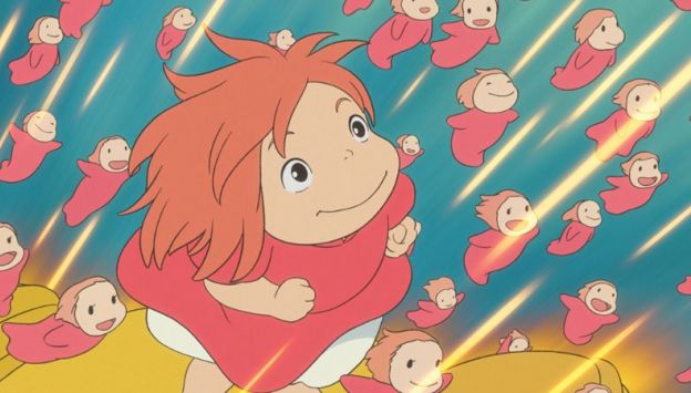"Movie poster image for ""PONYO - Studio Ghibli Festival"""