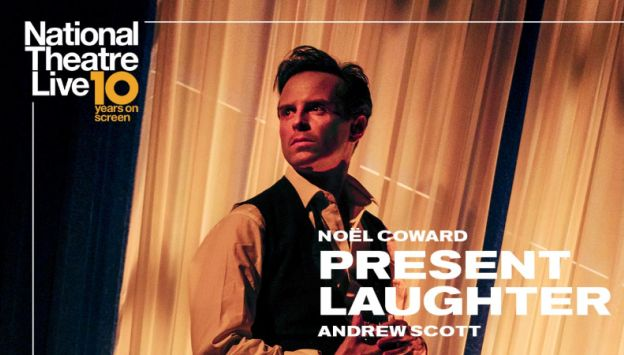 Movie poster image for National Theatre Live: PRESENT LAUGHTER