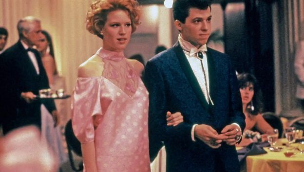 "Movie poster image for ""PRETTY IN PINK"""
