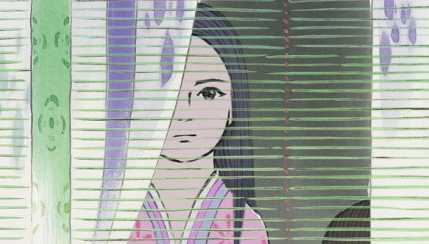 "Movie poster image for ""THE TALE OF PRINCESS KAGUYA - Studio Ghibli Festival"""
