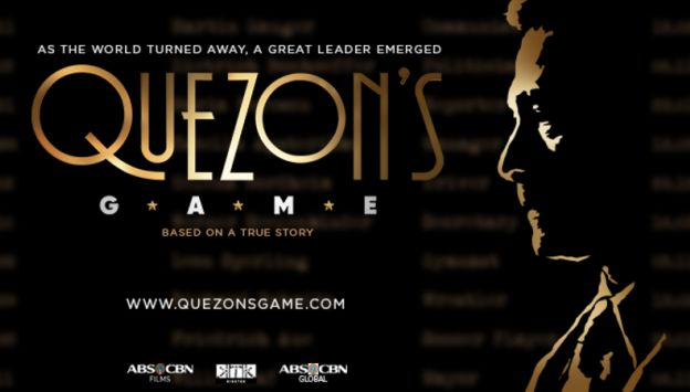 Movie poster image for QUEZON'S GAME