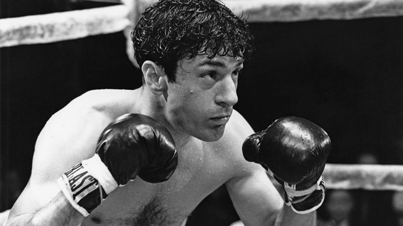 Movie poster image for RAGING BULL