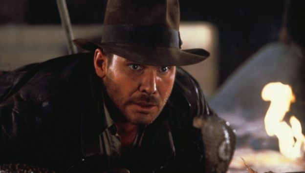 "Movie poster image for ""STEVEN SPIELBERG'S RAIDERS OF THE LOST ARK"""