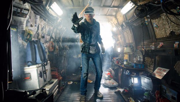"Movie poster image for ""READY PLAYER ONE"""