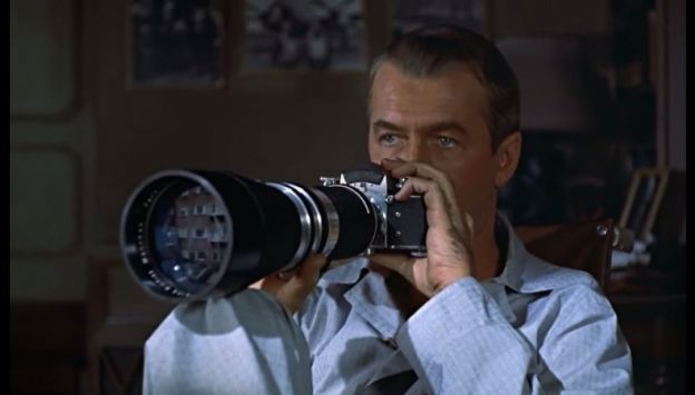 "Movie poster image for ""REAR WINDOW"""