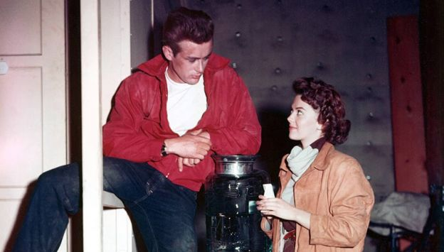 "Movie poster image for ""REBEL WITHOUT A CAUSE"""