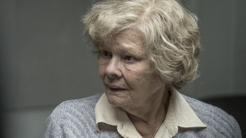 "Movie poster image for ""RED JOAN"""