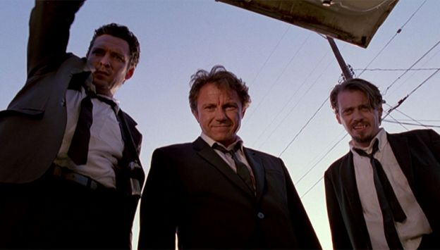 Movie poster image for QUENTIN TARANTINO'S RESERVOIR DOGS