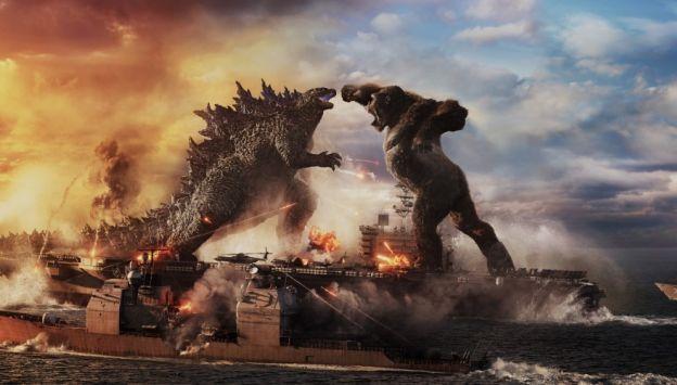 Movie poster image for GODZILLA VS. KONG in IMAX