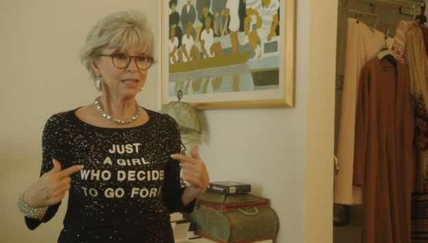 Movie poster image for RITA MORENO: JUST A GIRL WHO DECIDED TO GO FOR IT