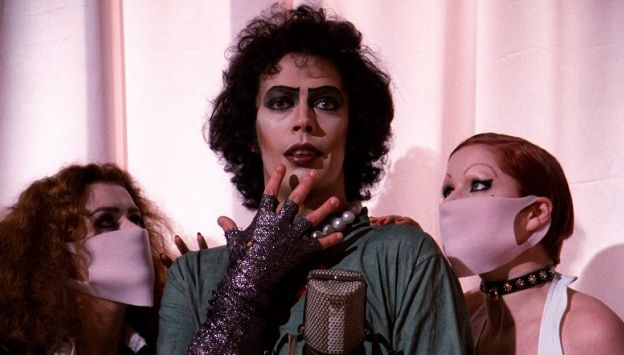 Movie poster image for THE ROCKY HORROR PICTURE SHOW