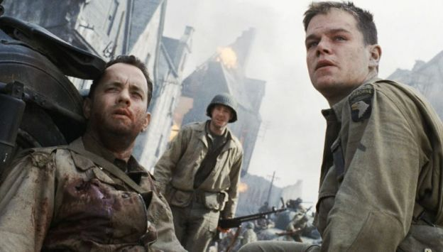 "Movie poster image for ""SAVING PRIVATE RYAN"""