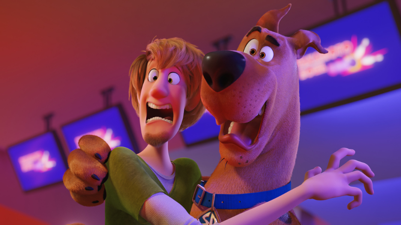 Movie poster image for SCOOB!