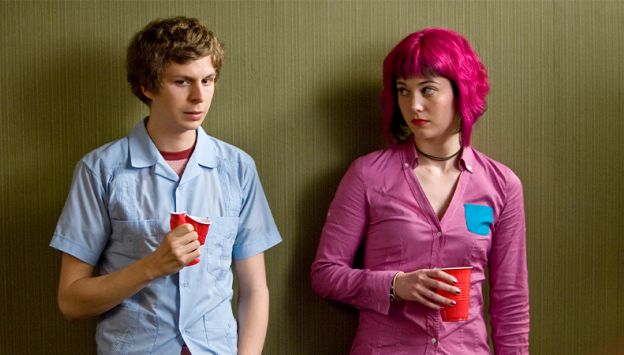 "Movie poster image for ""SCOTT PILGRIM VS. THE WORLD"""