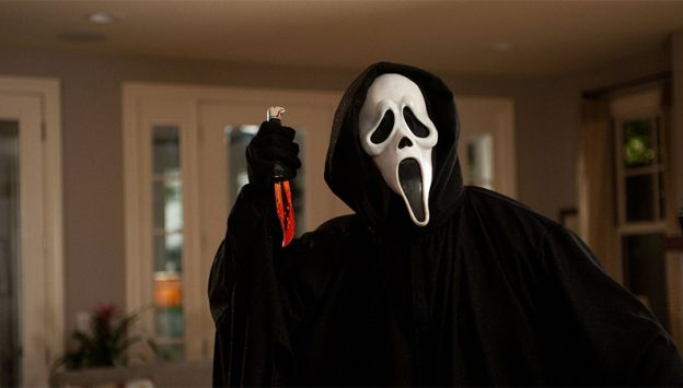 "Movie poster image for ""SCREAM"""