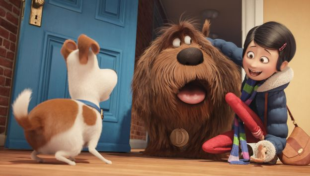 "Movie poster image for ""THE SECRET LIFE OF PETS - $1 Summer Films"""