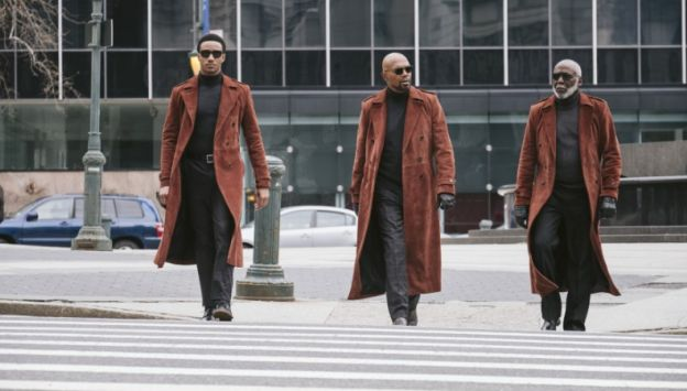 "Movie poster image for ""SHAFT"""