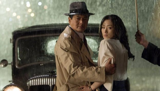 """Movie poster image for """"SHANGHAI"""""""