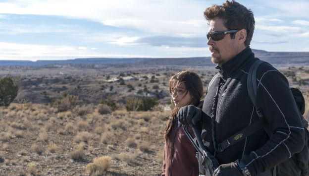 "Movie poster image for ""SICARIO: DAY OF THE SOLDADO"""