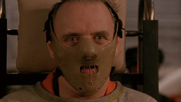 "Movie poster image for ""THE SILENCE OF THE LAMBS """
