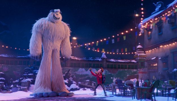 Movie poster image for SMALLFOOT
