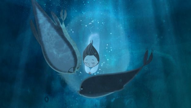 "Movie poster image for ""SONG OF THE SEA"""
