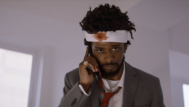 Movie poster image for SORRY TO BOTHER YOU