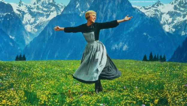 "Movie poster image for ""THE SOUND OF MUSIC"""