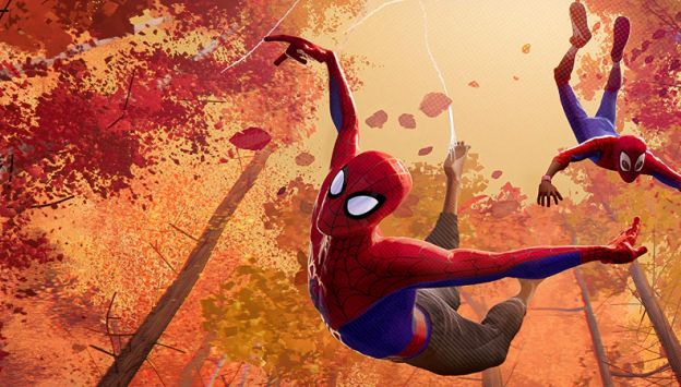 "Movie poster image for ""SPIDER-MAN: INTO THE SPIDER-VERSE"""