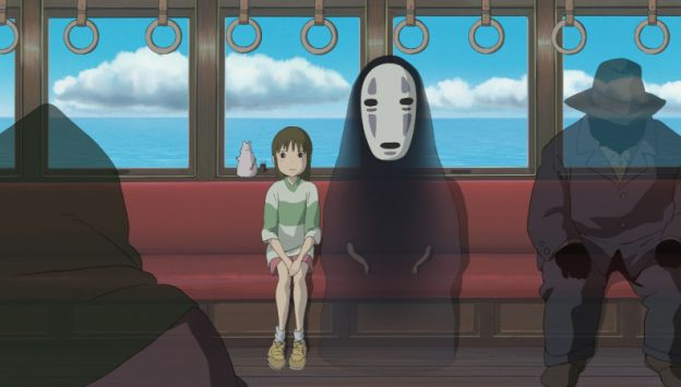 Movie poster image for SPIRITED AWAY - Studio Ghibli Festival
