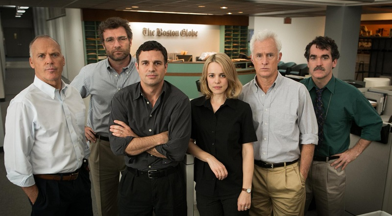"Movie poster image for ""SPOTLIGHT"""