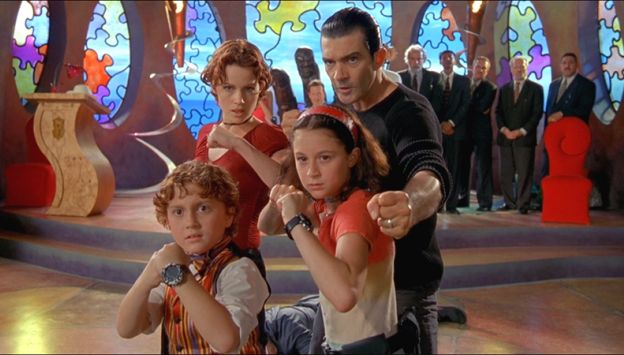 Movie poster image for SPY KIDS