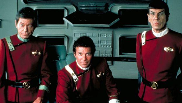 """Movie poster image for """"STAR TREK II: THE WRATH OF KHAN"""""""
