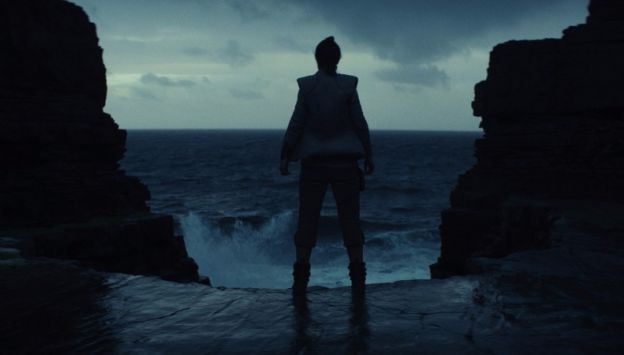 """Movie poster image for """"STAR WARS: THE LAST JEDI in IMAX"""""""