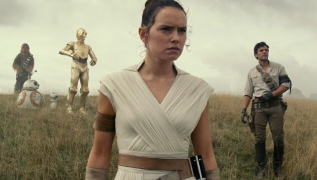 "Movie poster image for ""STAR WARS: THE RISE OF SKYWALKER in IMAX"""